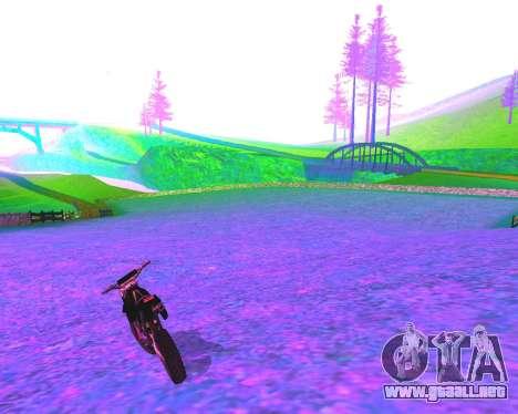 NarcomaniX Colormode para GTA San Andreas tercera pantalla