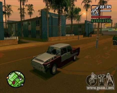 Oceanic HD para la visión correcta GTA San Andreas