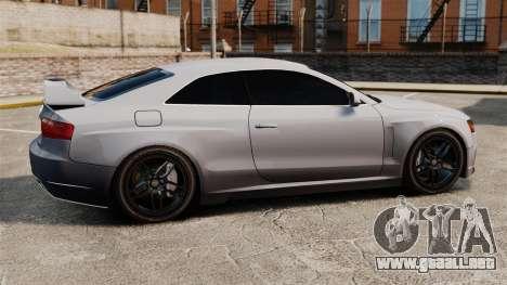 Audi S5 EmreAKIN Edition para GTA 4 left