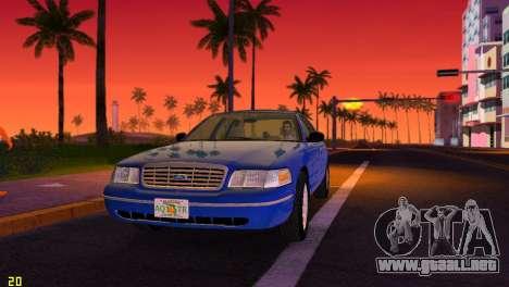 ENBSeries by FORD LTD LX v2.0 para GTA Vice City tercera pantalla
