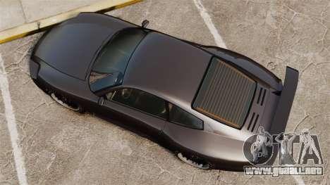Comet GTR para GTA 4 visión correcta