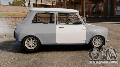 Mini Cooper S 1968 para GTA 4 left