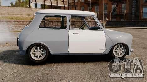 Mini Cooper S 1968 para GTA 4 left