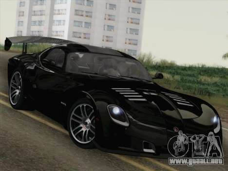 Devon GTX 2010 para el motor de GTA San Andreas