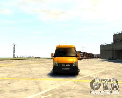3221 Gacela para GTA 4 visión correcta
