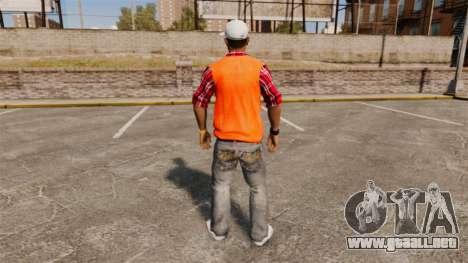 Ropa nueva para el Pathos para GTA 4 segundos de pantalla