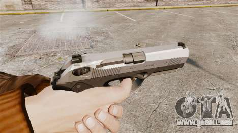 Beretta PX4 para GTA 4 tercera pantalla