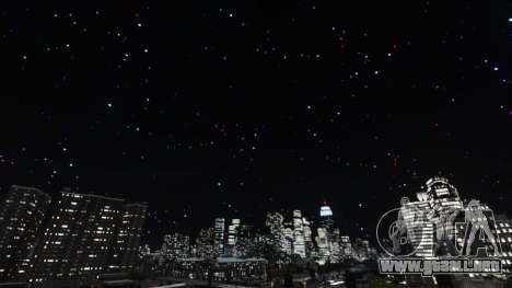 Nuevo día y la noche del cielo para GTA 4 segundos de pantalla