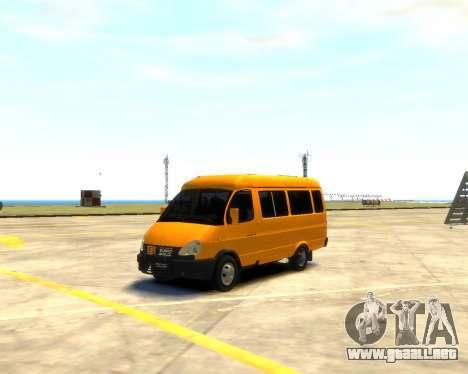 3221 Gacela para GTA 4