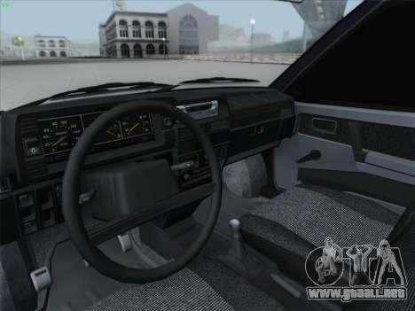 VAZ 21093i para el motor de GTA San Andreas