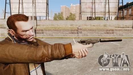 Walther PPK pistola autocargable v1 para GTA 4