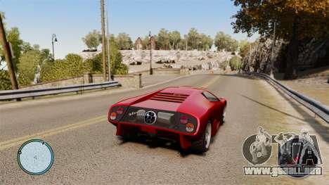 Velocímetro AdamiX v6 para GTA 4 segundos de pantalla