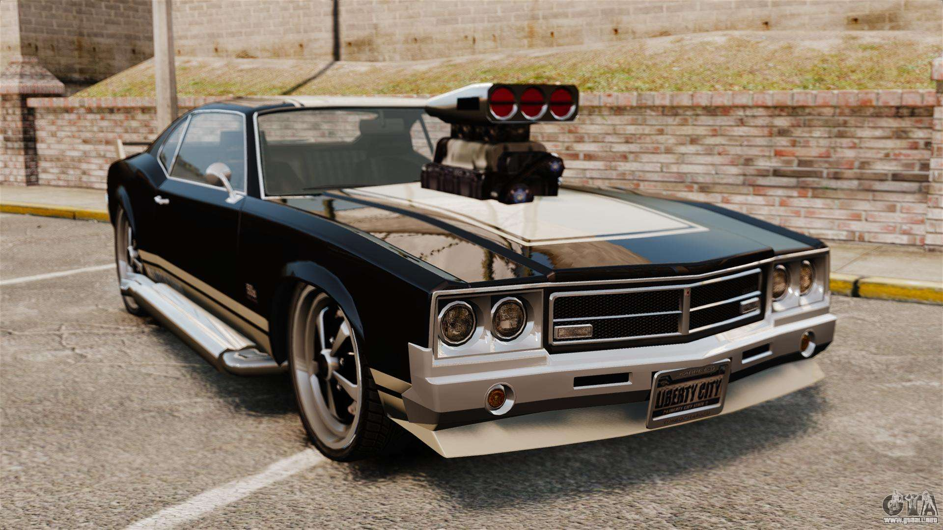 Gta Muscle Cars Location