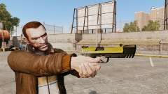 Pistola autocargable USP H & K v4
