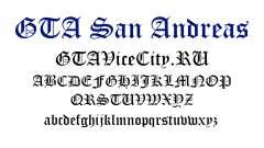 La fuente oficial para el GTA San Andreas