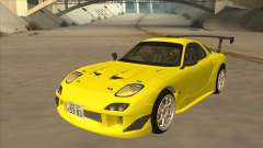 Mazda RX7 FD3S RE Amemyia Touge Style