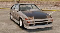 Toyota Corolla GT-S AE86 Trueno