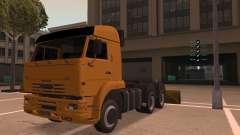 KAMAZ 260 Turbo para GTA San Andreas