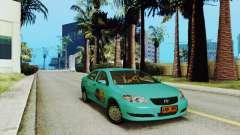 Toyota Corolla City Mastercab para GTA San Andreas