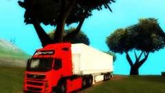 Semi-remolque para GTA San Andreas