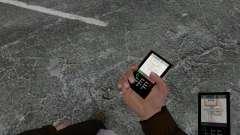 Kaskus tema para el teléfono móvil