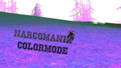 NarcomaniX Colormode para GTA San Andreas