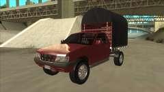 Chevrolet Luv 2.500 diesel para GTA San Andreas