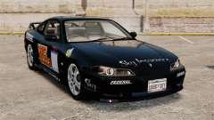 Nissan Silvia S15 v4 para GTA 4