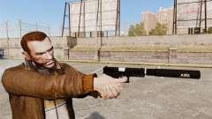 Glock 17 pistola autocargable v1