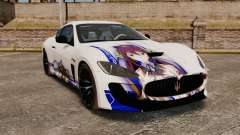 Maserati MC Stradale Infinite Stratos