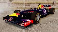 Coche, Red Bull RB9 v2