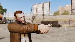 Táctica de la pistola Glock 18 v1