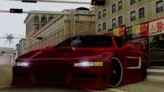 Infernus DoTeX para GTA San Andreas