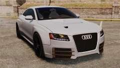Audi S5 EmreAKIN Edition para GTA 4