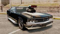 Sabre GT Muscle Version para GTA 4