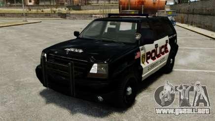 Cabalgata de patrulla para GTA 4