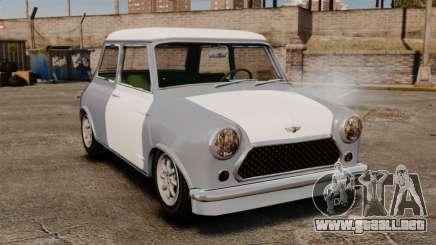 Mini Cooper S 1968 para GTA 4