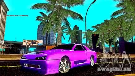 Elegy Drift Silvia para GTA San Andreas