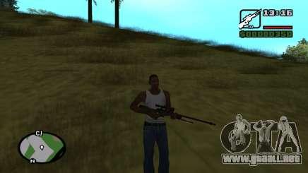 L96A1 para GTA San Andreas