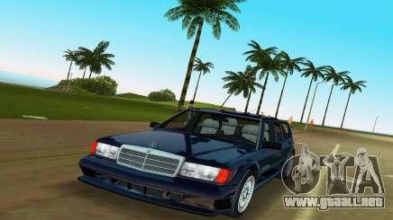 Mercedes-Benz 190E 1990 para GTA Vice City