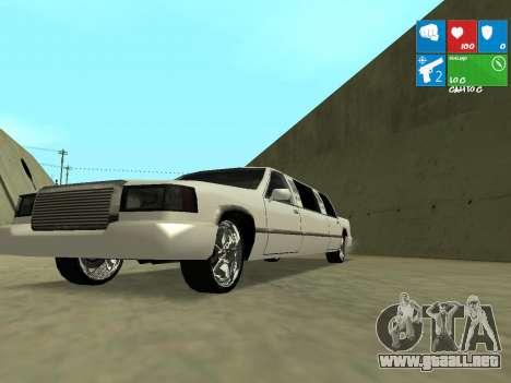 New Stretch para visión interna GTA San Andreas