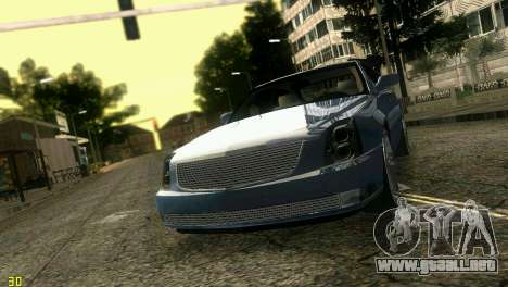Caddy DTS DUB para GTA Vice City