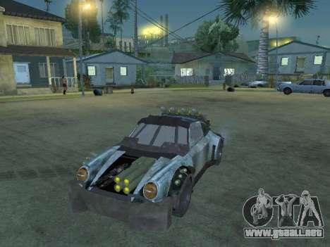 Porsche 911 Death Race para GTA San Andreas