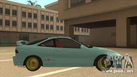 Honda Integra JDM Version para GTA San Andreas left