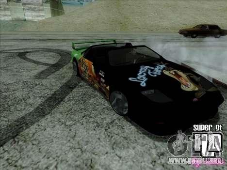 Super GT HD para visión interna GTA San Andreas