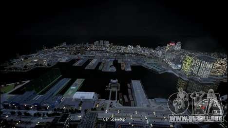 ENB realistic final 1.4 para GTA 4 quinta pantalla