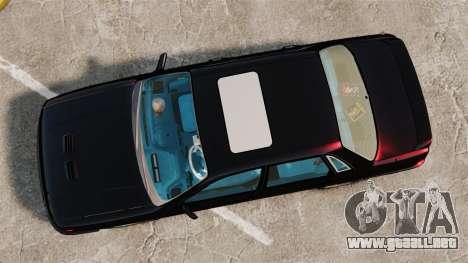 Mitsubishi Galant v2.0 para GTA 4 visión correcta