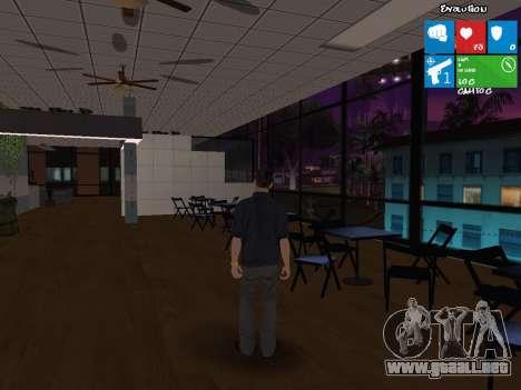 Nuevo vmaff3 para GTA San Andreas segunda pantalla