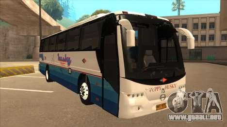 Husky Tours 2288 para GTA San Andreas left