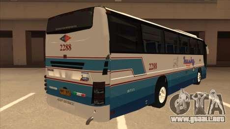 Husky Tours 2288 para la visión correcta GTA San Andreas